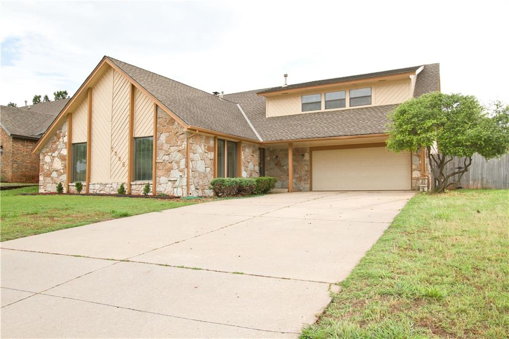 7005 N Lake Front Drive, Warr Acres, OK 73132