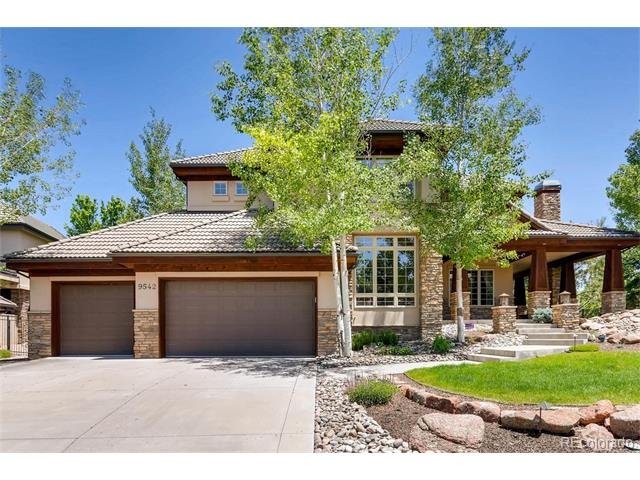 9542 E Silent Hills Place, Lone Tree, CO 80124