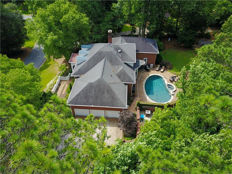 3700 River Mansion Drive, Peachtree Corners, GA 30096