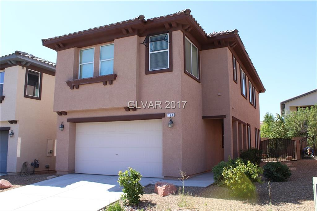 123 CASTLE COURSE Avenue, Las Vegas, NV 89148