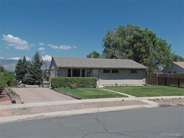 2614 Bonfoy Avenue, Colorado Springs, CO 80909