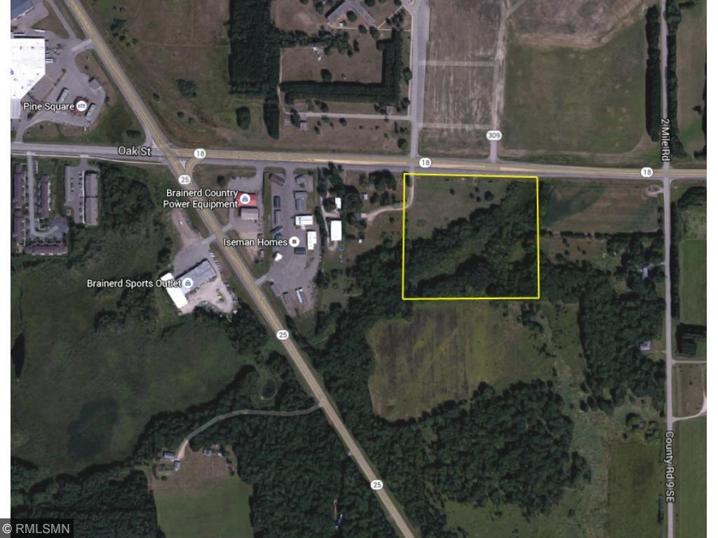 XXX Hwy 18, Oak Lawn Twp, MN 56401