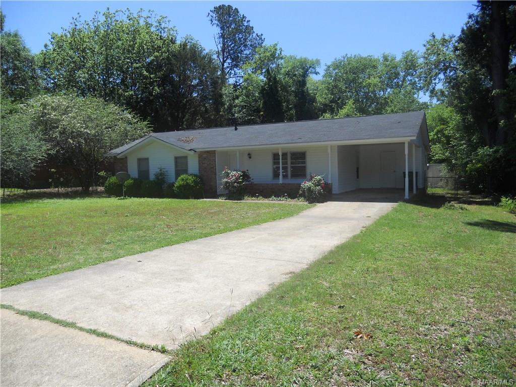 301 BLACKWOOD Drive, Montgomery, AL 36109