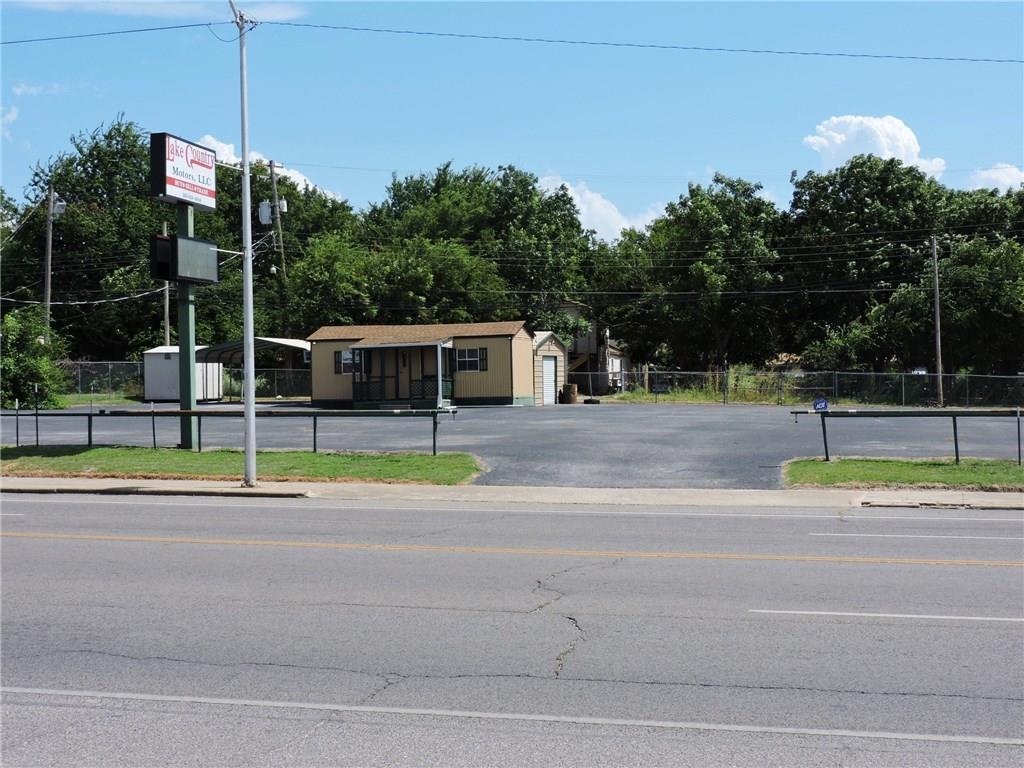 1221 W Broadway Avenue, Sulphur, OK 73086