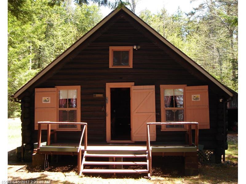 26 Garber Lake RD , Crawford, ME 04694