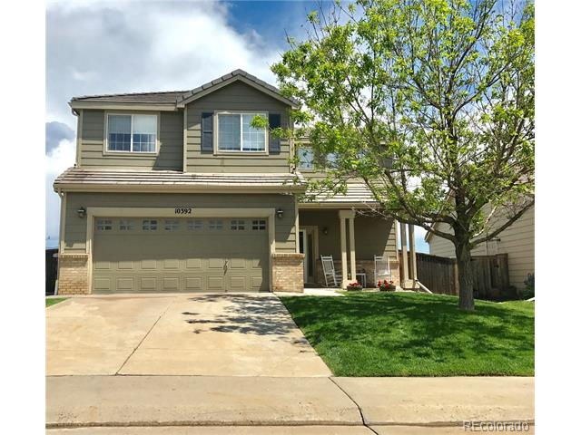 10392 Tracewood Drive, Highlands Ranch, CO 80130
