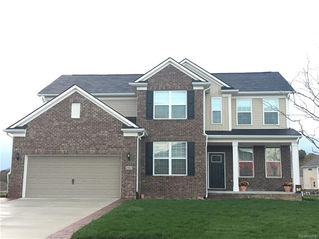 2194 Findley Circle, Orion Twp, MI 48360