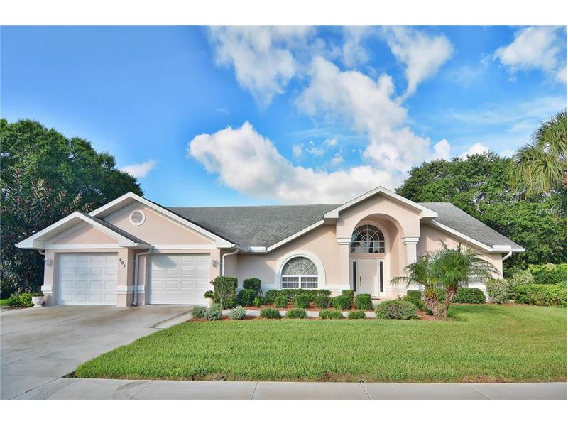 401 LAKE OF THE WOODS DRIVE, VENICE, FL 34293
