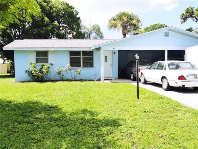 2047 FLORIDA AVENUE, ENGLEWOOD, FL 34224