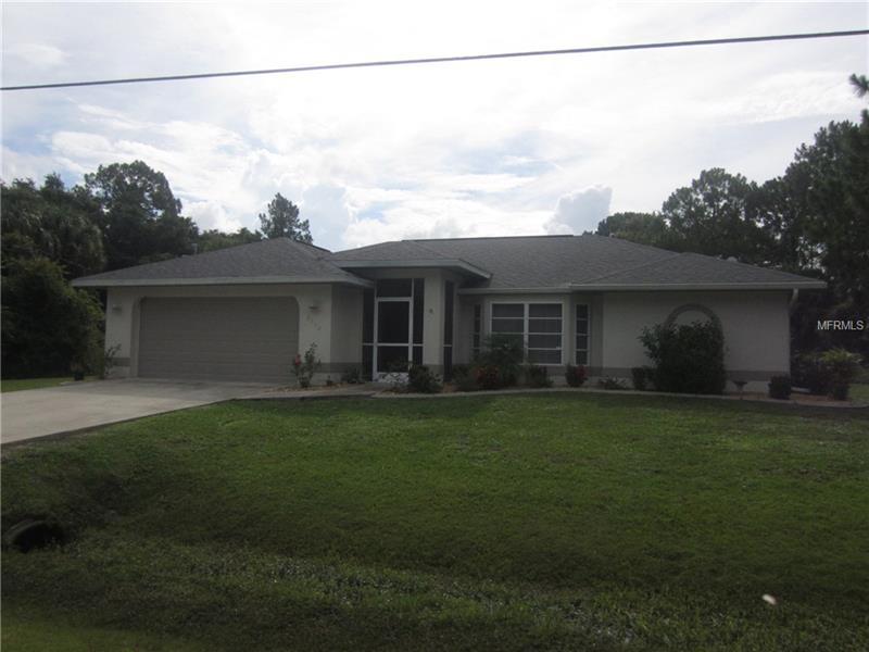 2750 S CRANBERRY BOULEVARD, NORTH PORT, FL 34286
