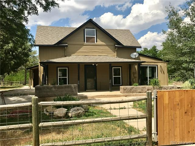 22111 County Road 150, Agate, CO 80101