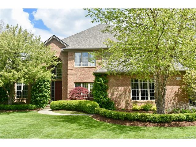 6354 ORCHARD WOODS DR, West Bloomfield Twp, MI 48324