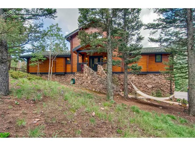 6780 Eagle Mountain Road, Manitou Springs, CO 80829