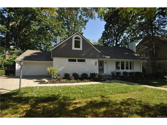 972 CHESTERFIELD Avenue, Birmingham, MI 48009
