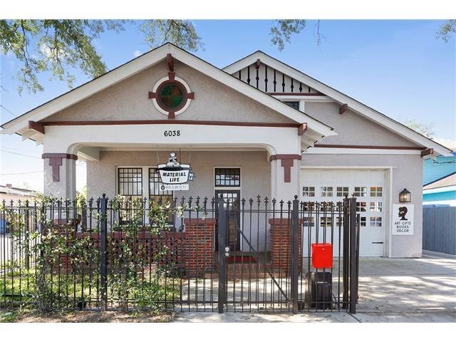 6038 ST CLAUDE Avenue, New Orleans, LA 70117