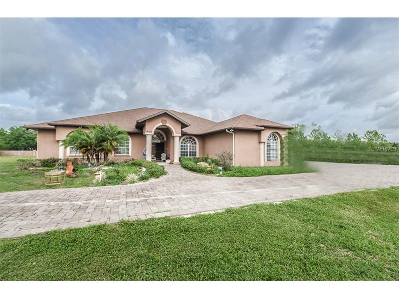 422 APPALOOSA ROAD, TARPON SPRINGS, FL 34688