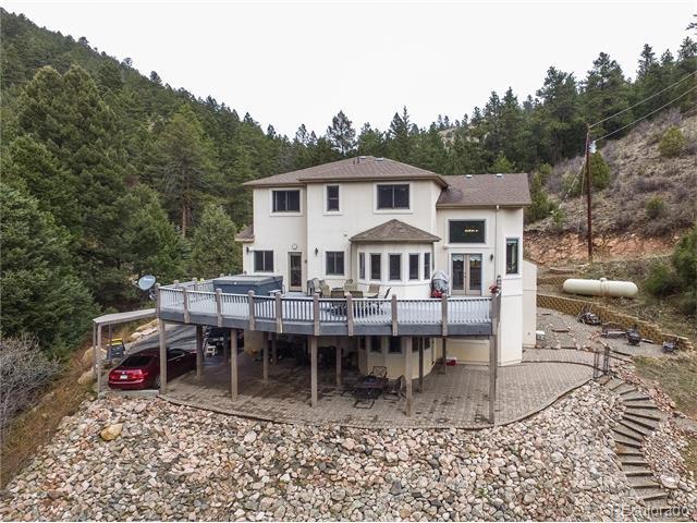 24199 Last Resort Creek Trail, Conifer, CO 80433