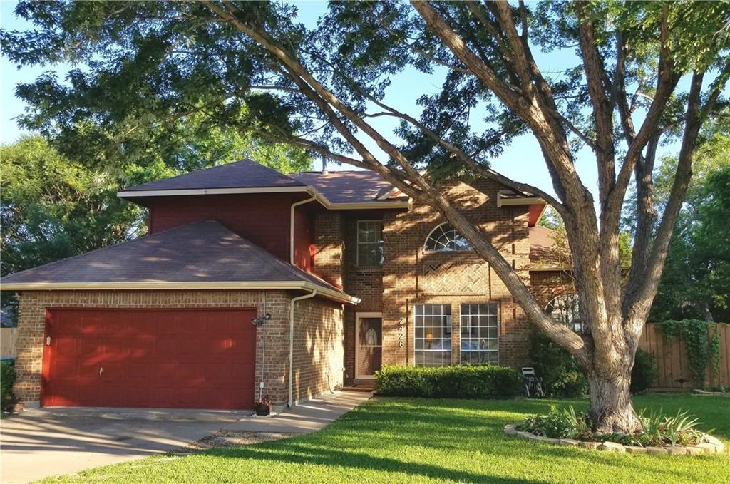 2426 Whispering Cove Circle, Garland, TX 75044