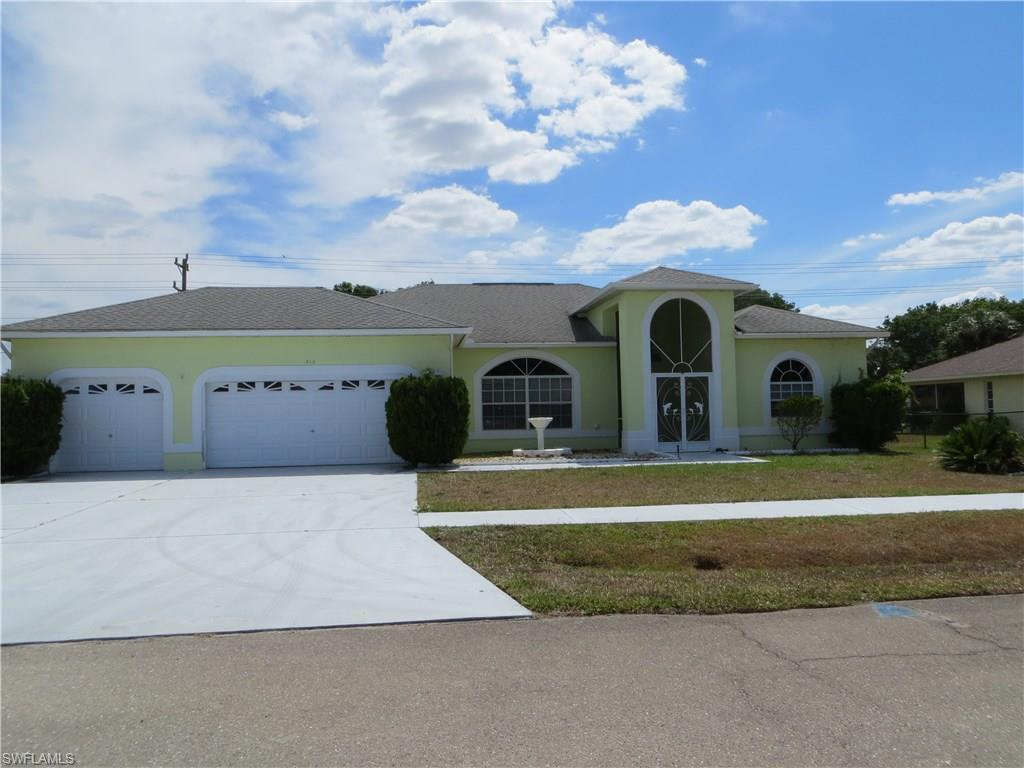 618 Morning Mist LN, LEHIGH ACRES, FL 33974