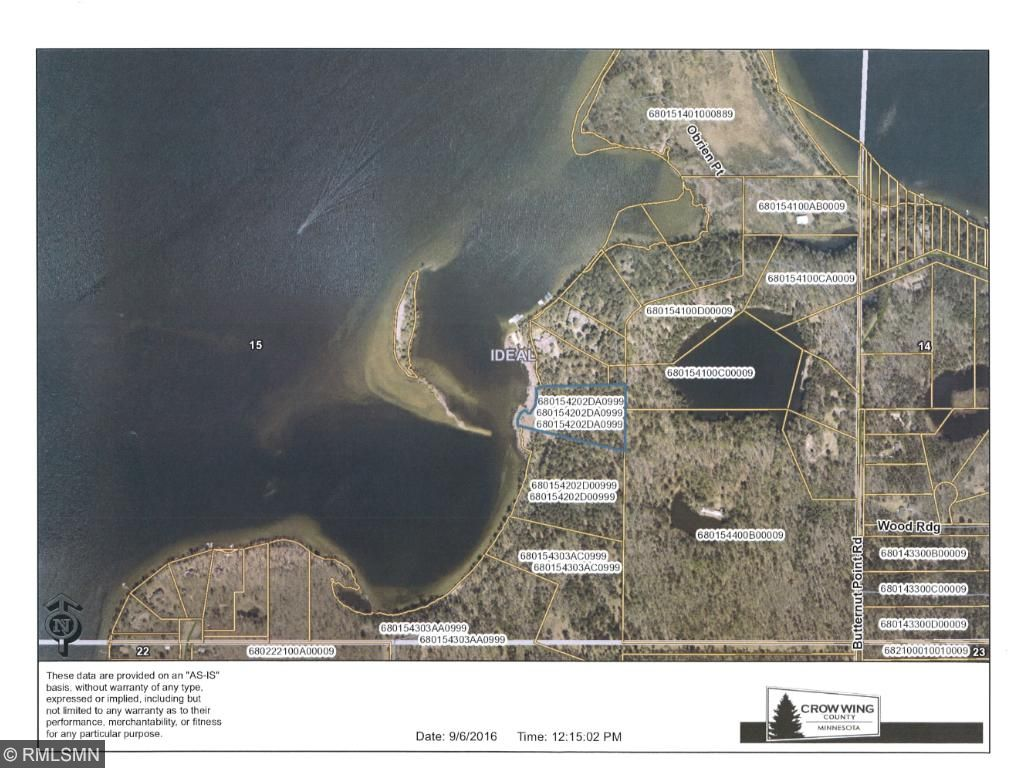 xxx Butternut Point Road, Pequot Lakes, MN 56472