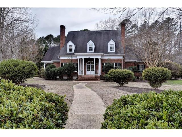 216 Sir Thomas Lunsford Drive, Williamsburg, VA 23185