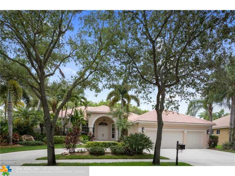 1641 Island Way, Weston, FL 33326