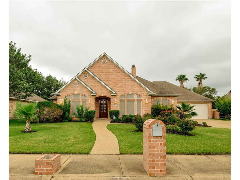 5128 Bellerive Bend Drive, College Station, TX 77845