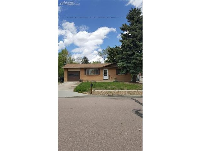 919 Kingsley Drive, Colorado Springs, CO 80909