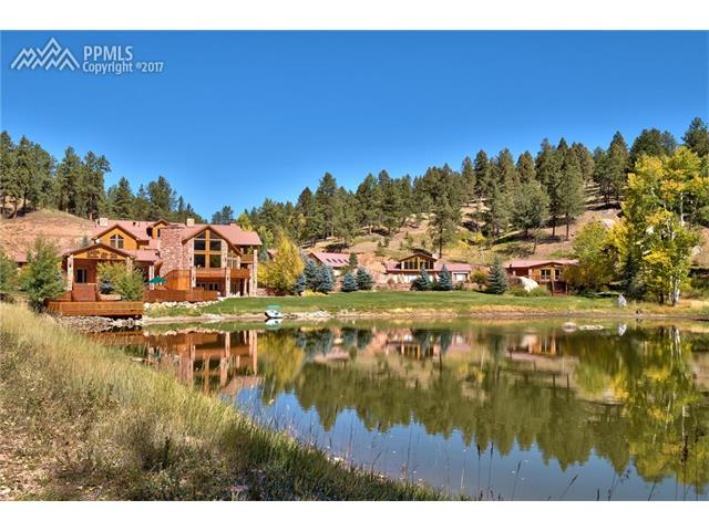 10 Kutsu Ridge Road, Florissant, CO 80816