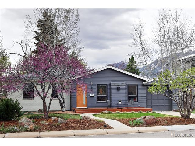 2058 Alpine Drive, Boulder, CO 80304