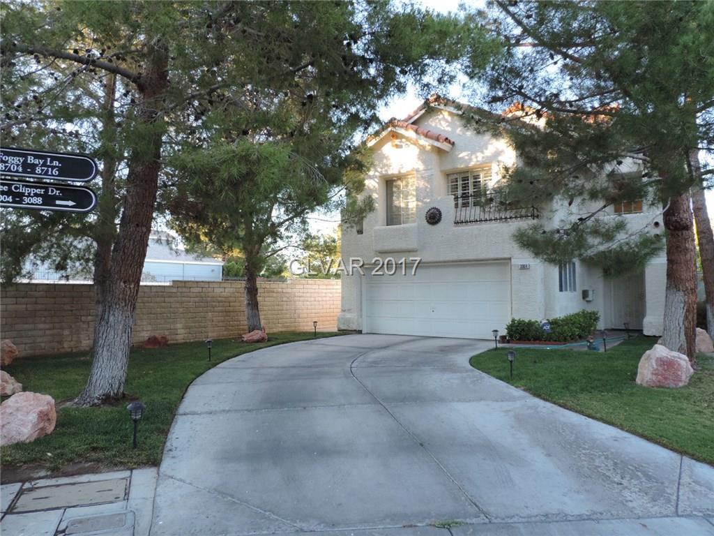 3004 YANKEE CLIPPER Drive, Las Vegas, NV 89117