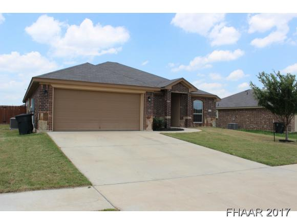 509 W Libra Drive, Killeen, TX 76542