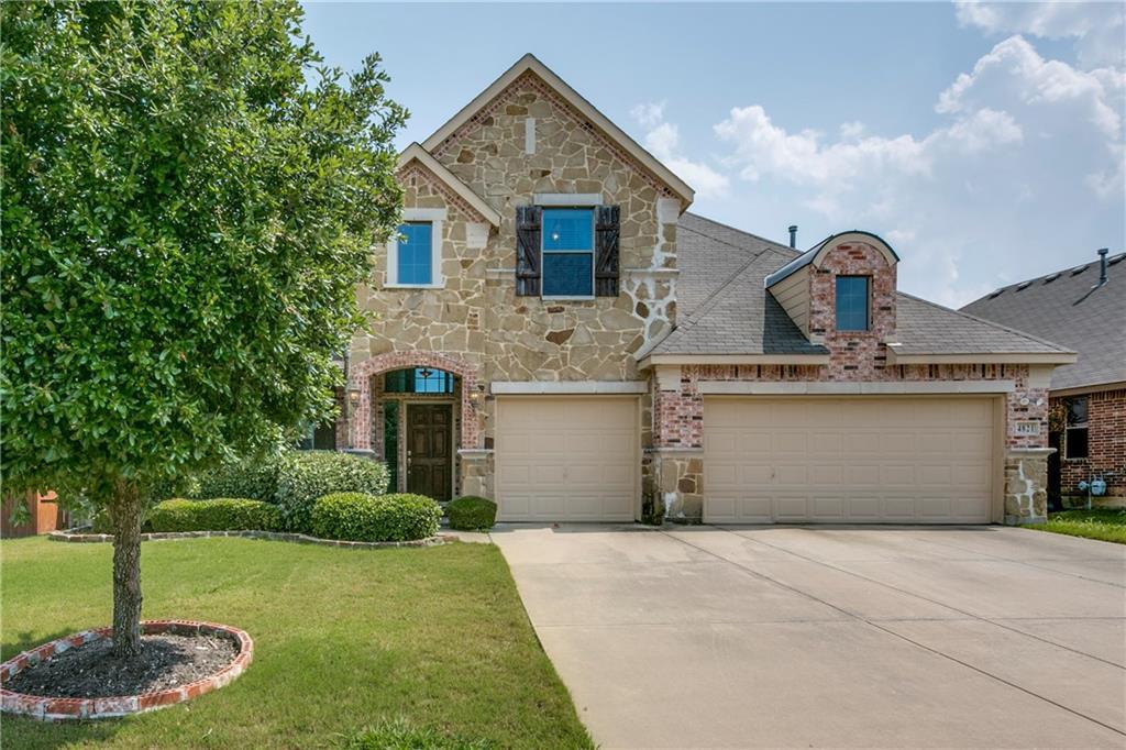 4821 Monarch Drive, Mesquite, TX 75181