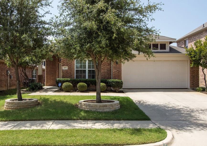 492 Liberty Way, Lake Dallas, TX 75065