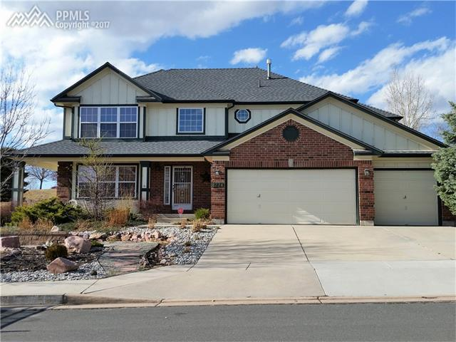 8224 Old Exchange Drive, Colorado Springs, CO 80920
