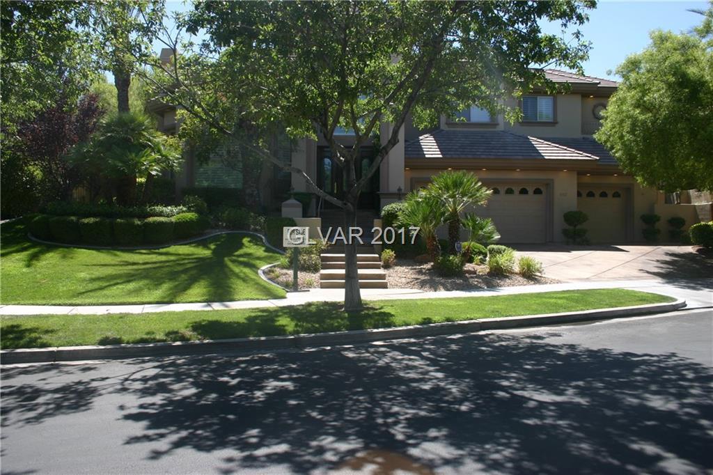 813 CANYON GREENS Drive, Las Vegas, NV 89144