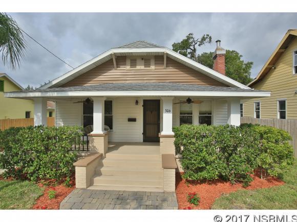 306 Orange St, New Smyrna Beach, FL 32168