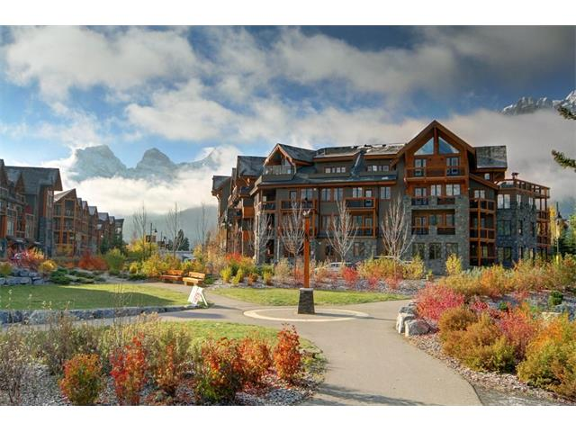 505 spring creek Drive 400, Canmore, AB T1W 0C5