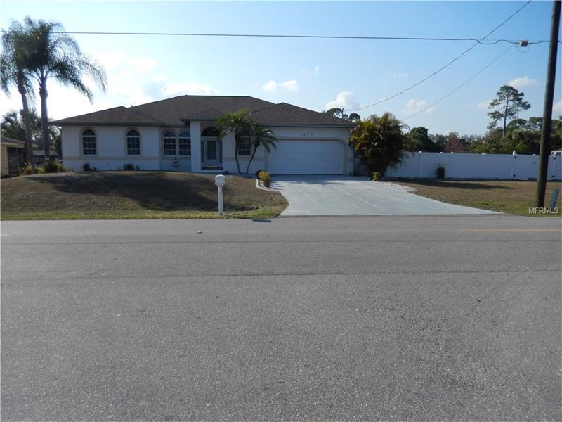 1473 ACHILLES STREET SE, PORT CHARLOTTE, FL 33980