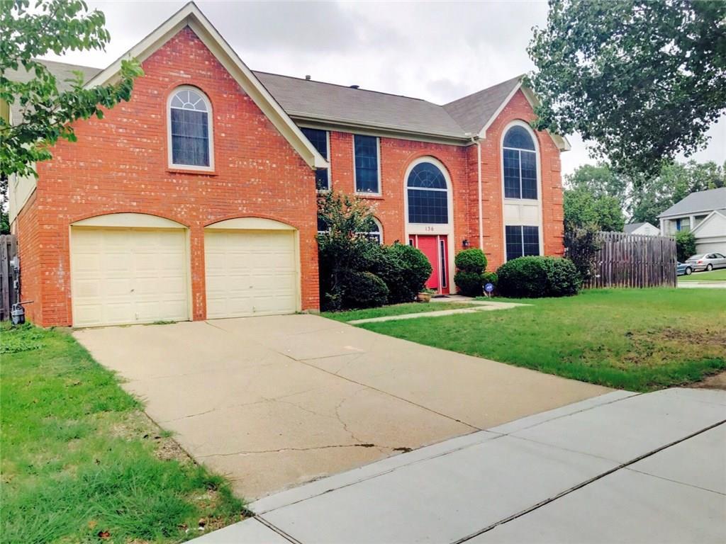 136 Browning Lane, Grand Prairie, TX 75052