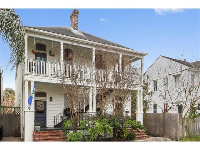 826 VALMONT Street, New Orleans, LA 70115