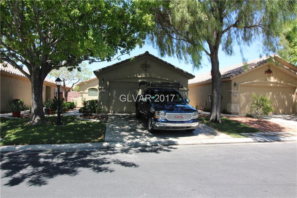 3341 BLUE ASH Lane, Las Vegas, NV 89122