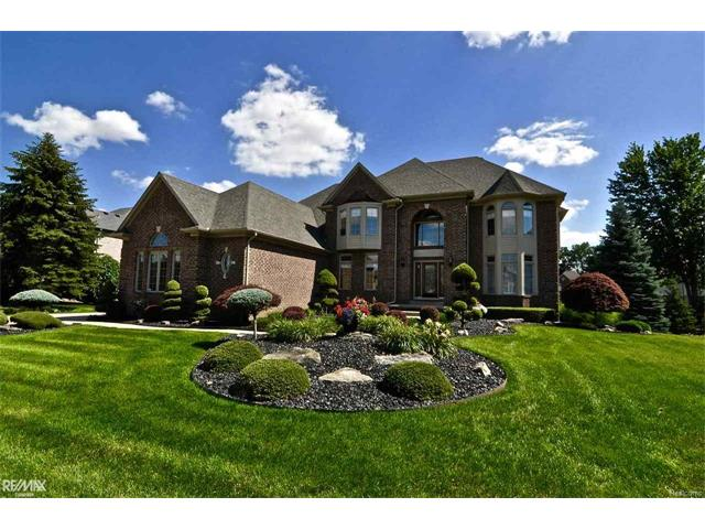 54201 Queensborough, SHELBY TWP, MI 48315