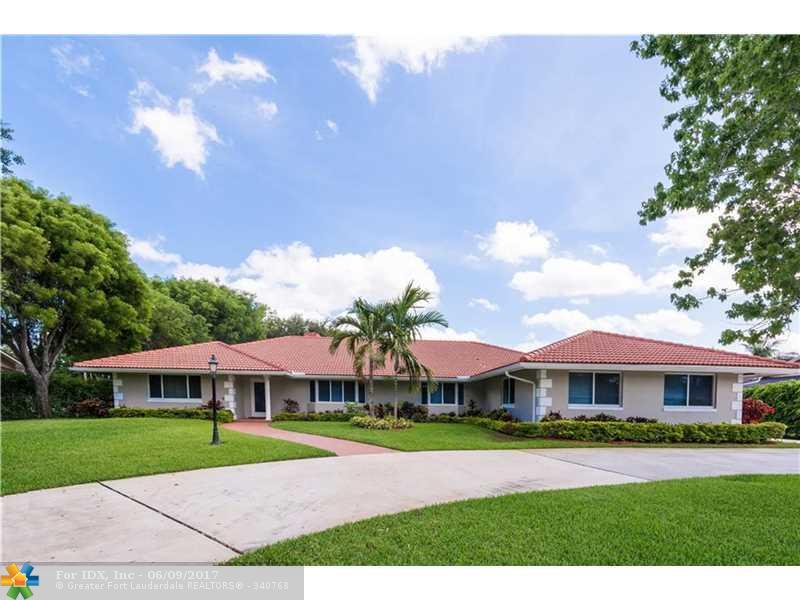 11360 N Mount Vernon Dr, Plantation, FL 33325