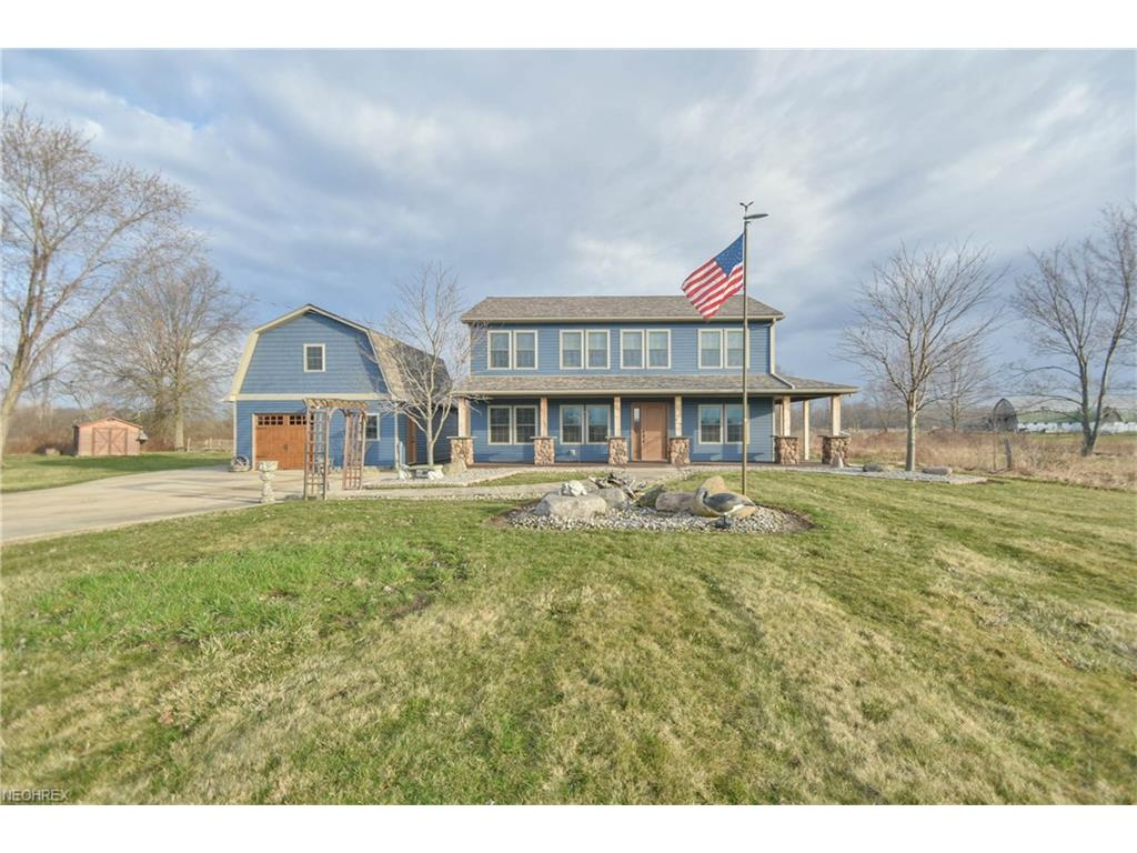 930 Bloomfield Kinsman NW, North Bloomfield, OH 44450