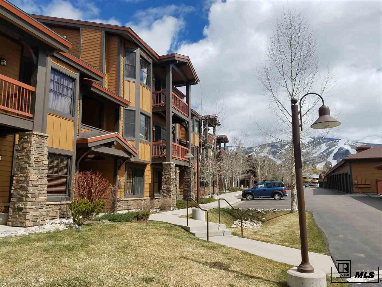 500 ANGLERS DR #302, Steamboat Springs, CO 80487