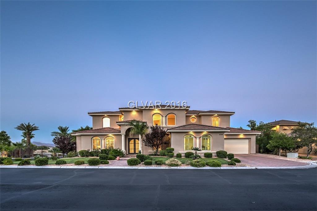 4346 MICAHS CANYON Court, Las Vegas, NV 89129