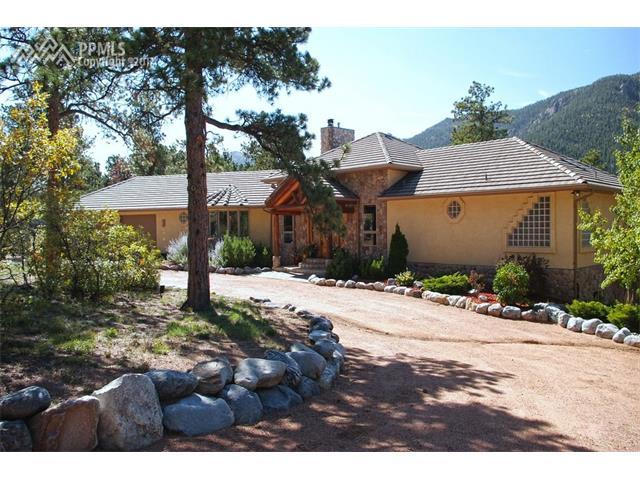 4810 Pyramid Mountain Road, Cascade, CO 80809