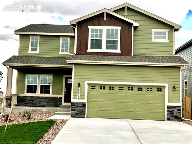 6999 Edmondstown Drive, Colorado Springs, CO 80923