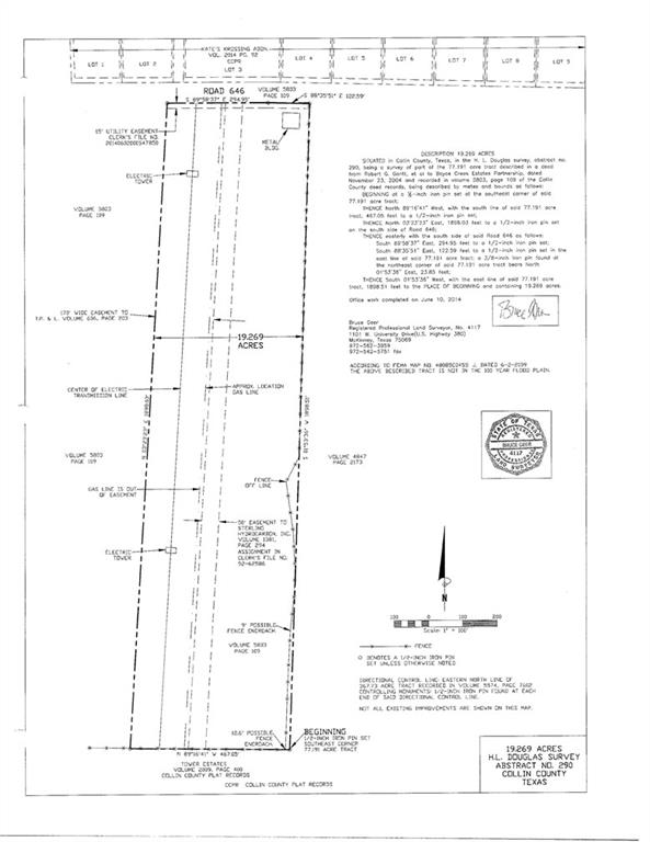 19054 County Road 646, Farmersville, TX 75442